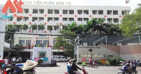 Khu A - Bệnh viện Nhân dân 115