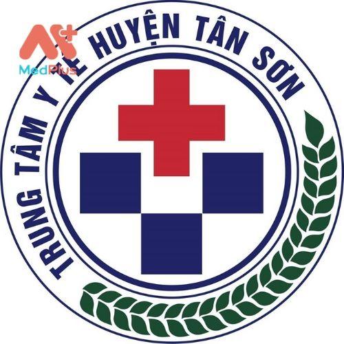 Logo Trung tâm y tế huyện Tân Sơn