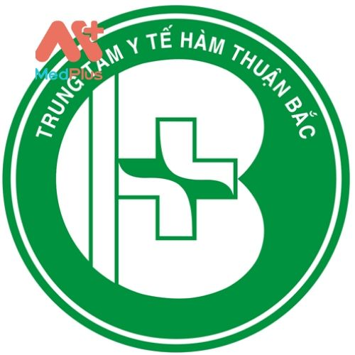 Logo TT y tế huyện Hàm Thuận Bắc