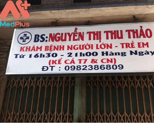 Phòng khám bác sĩ Nguyễn Thị thu Thảo