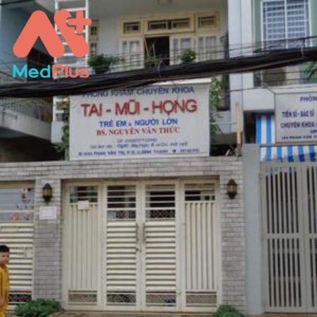 Phòng khám bác sĩ Nguyễn Văn Thúc chuyên khám Amidan hàng đầu Bình Thạnh