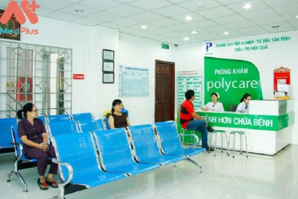 Phòng khám viêm amidan huyện Nhà Bè