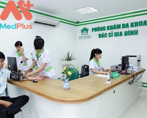Phòng khám Đa khoa đáng tin cậy ở Quận Bình Thạnh