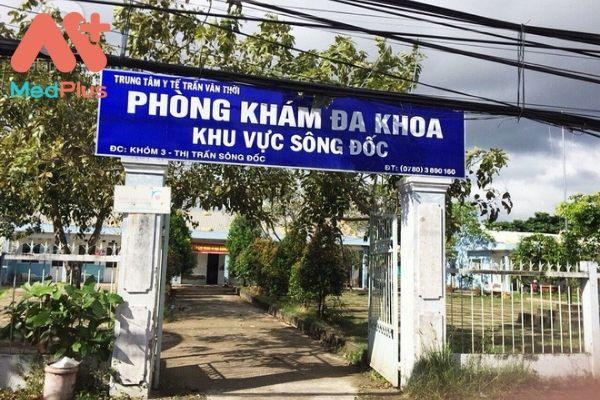 Phòng khám Đa khoa thị trấn Sông Đốc