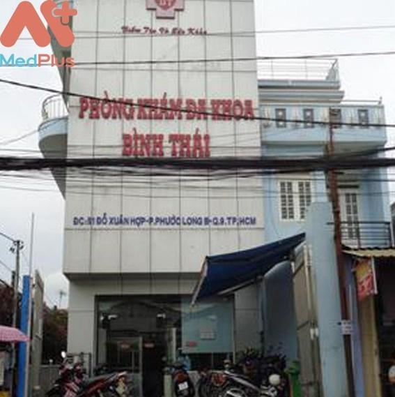 Phòng khám đa khoa Bình Thái