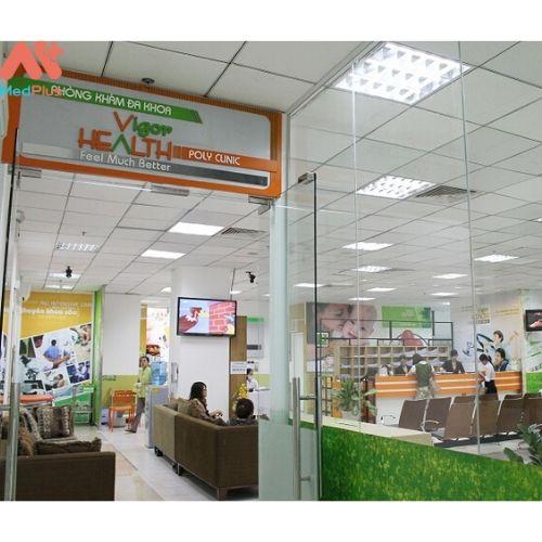 Phòng khám đa khoa Vigor Health