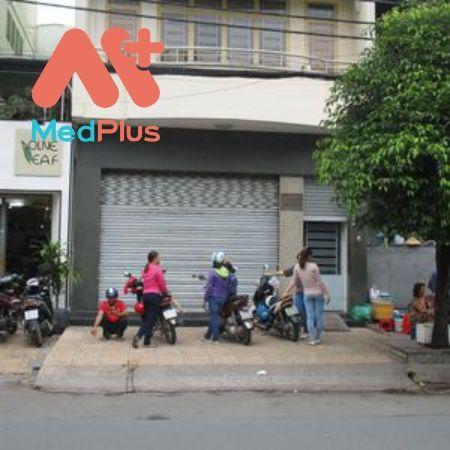 Phòng khám của bác sĩ Lê Thị khánh Vân