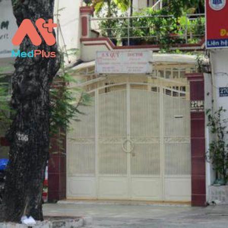 Phòng khám của bác sĩ Nguyễn Khắc Quý chuyên khám chuyên khoa thần kinh hàng đầu Quận 3