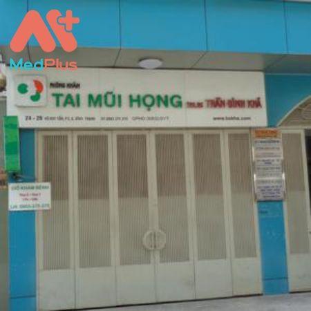 Phòng khám của bác sĩ Trần Đình Khả chuyên khám Amidan hàng đầu Bình Thạnh