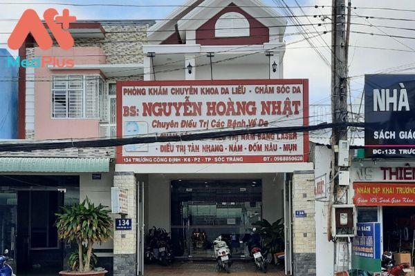 Phòng khám da Bs.Nguyễn Hoàng Nhật