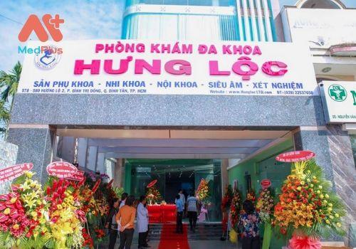 Phòng khám Hưng Lộc chuyên khám Amidan hàng đầu Bình Tân