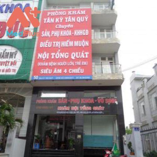 Phòng khám Nội tổng hợp và Sản phụ khoa Tân Kỳ Tân Quý - địa chỉ nội soi dạ dày uy tín quận Tân Phú