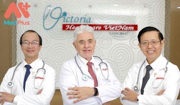 Phòng khám Quốc tế Victoria Healthcare quận 1 với đội ngũ bác sĩ chất lượng cao