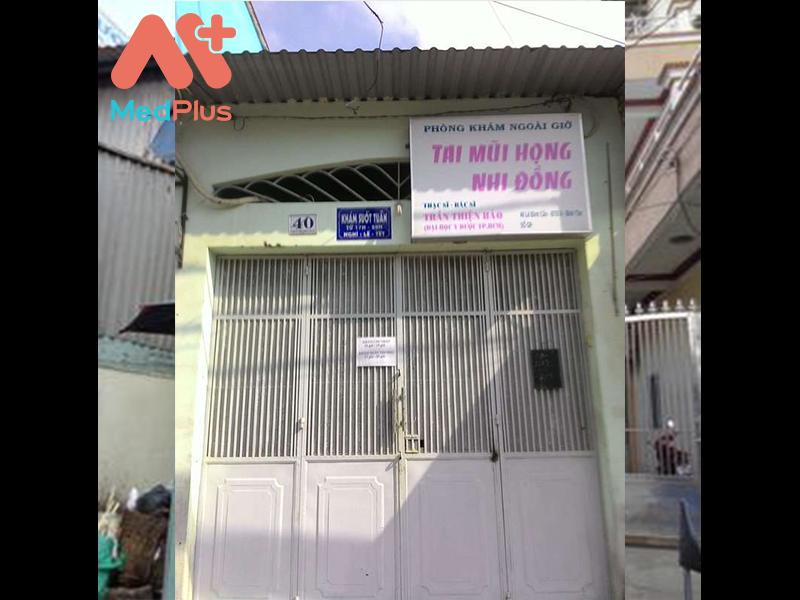 Phòng khám Tai Mũi Họng uy tín Quận Bình Tân - Bác sĩ Trần Thiện Hảo