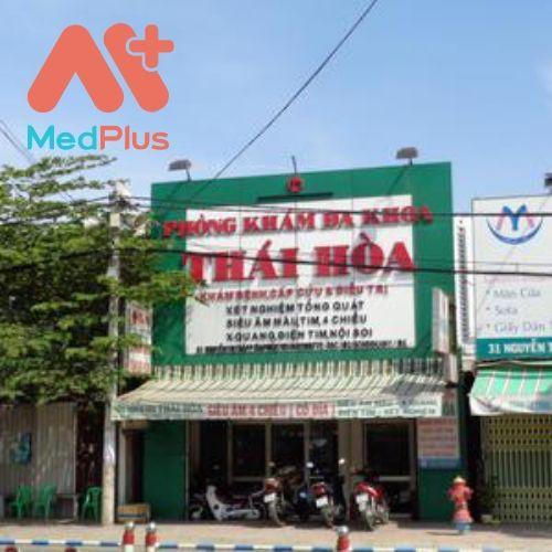 Phòng khám Thái Hòa chuyên khám cận lâm sàng hàng đầu Quận 7