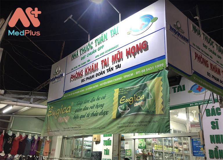 Phòng khám Tai Mũi Họng uy tín huyện Bình Chánh - BS. Phạm Đoàn Tấn Tài