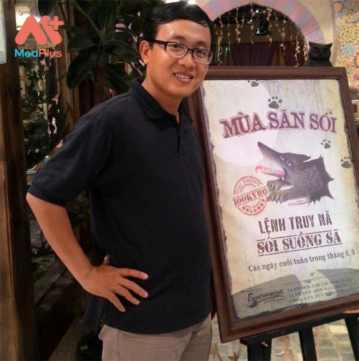 Phòng khám Tai Mũi Họng uy tín huyện Bình Chánh – BS. Phạm Hoàng Nam