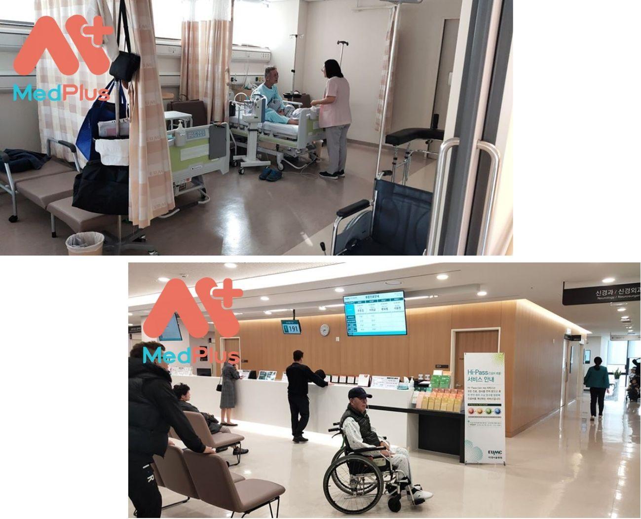Một số hình ảnh tại bệnh viện 71 TW