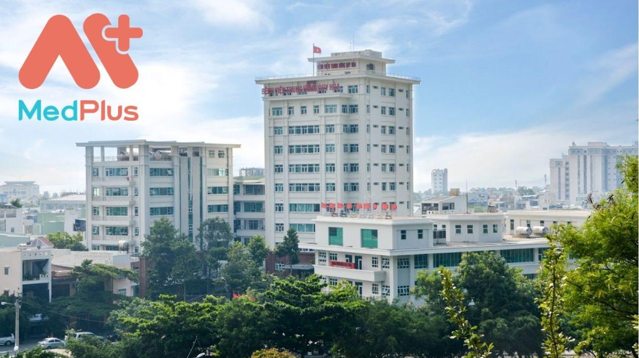 Bệnh viện Phong - Da liễu Trung ương Quy Hòa