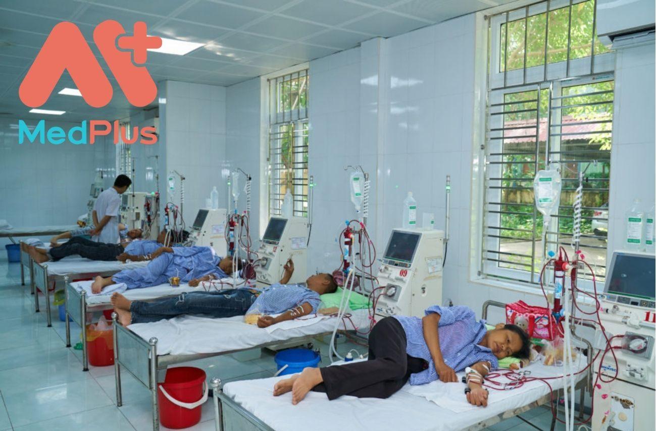 Hình ảnh tại bệnh viện Giao thông vận tải Hải Phòng