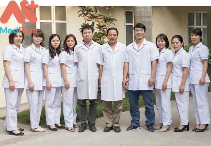 Đội ngũ y bác sĩ Khoa khám bệnh