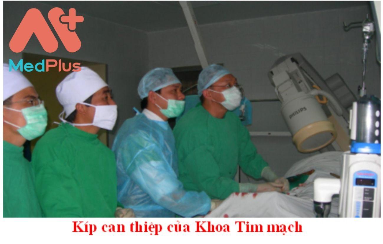 Hình ảnh thăm khám tại bệnh viện