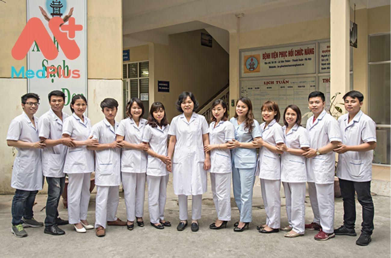 Đội ngũ y bác sĩ Khoa lão khoa