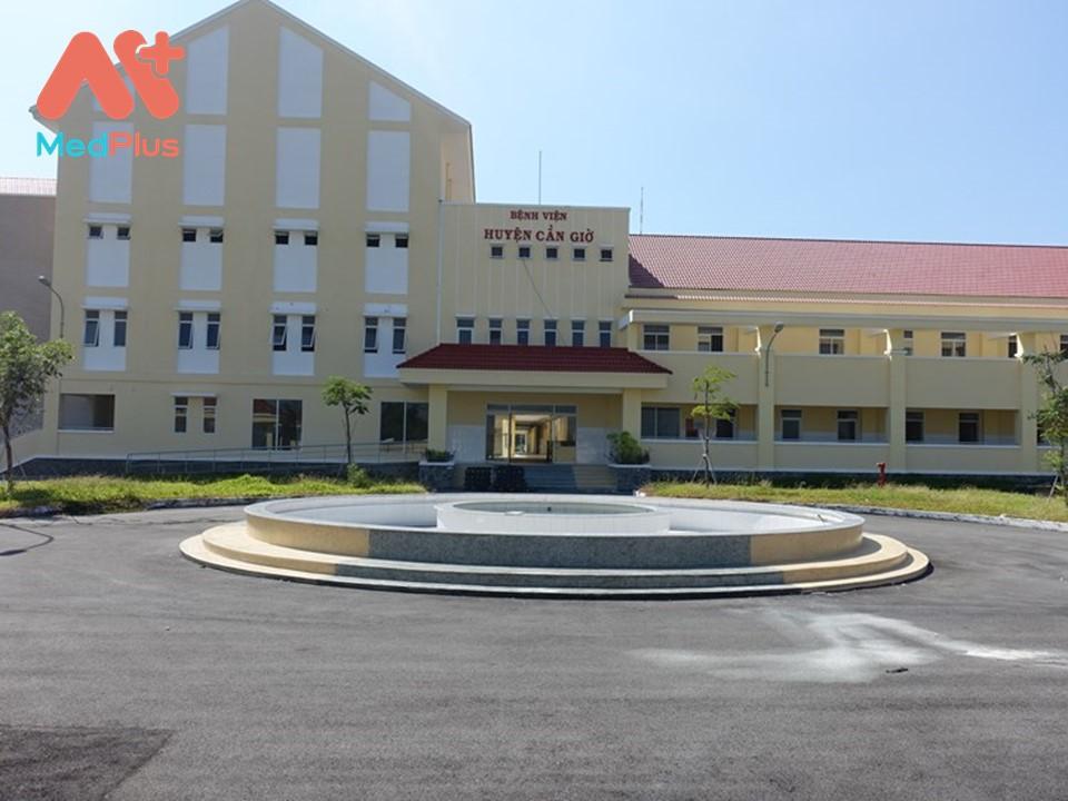 Bệnh viện huyện Cần Giờ