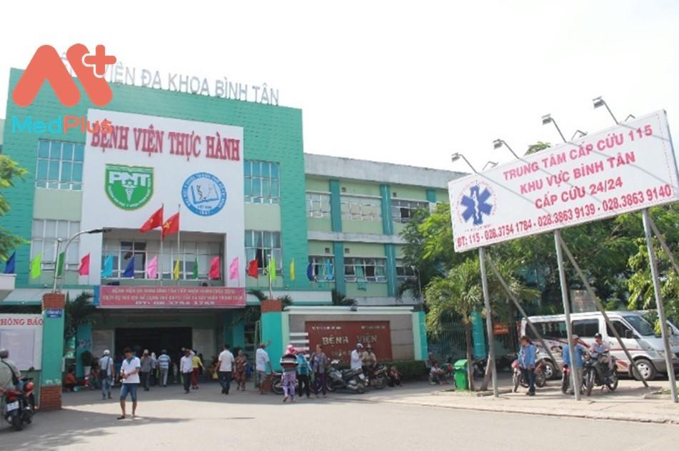 Địa chỉ khám HIV uy tín quận Bình Tân