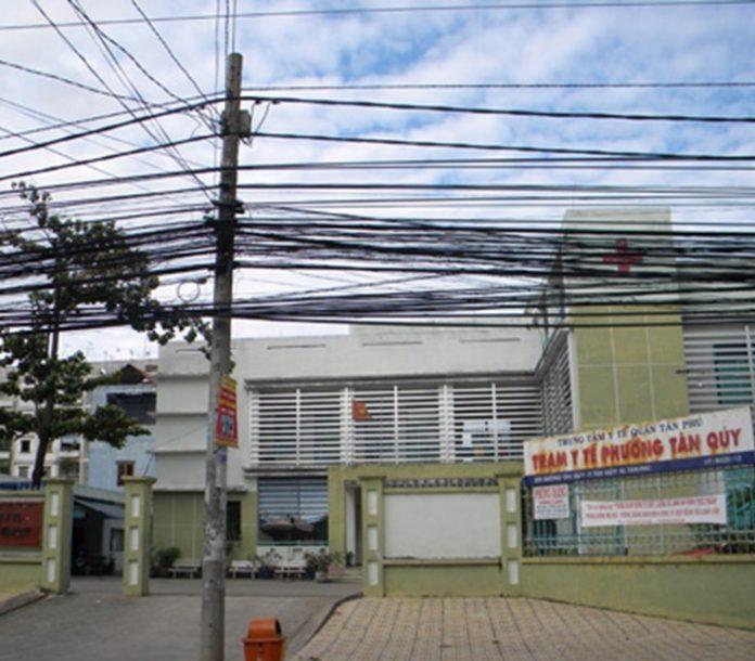 Trạm y tế Tân Phú