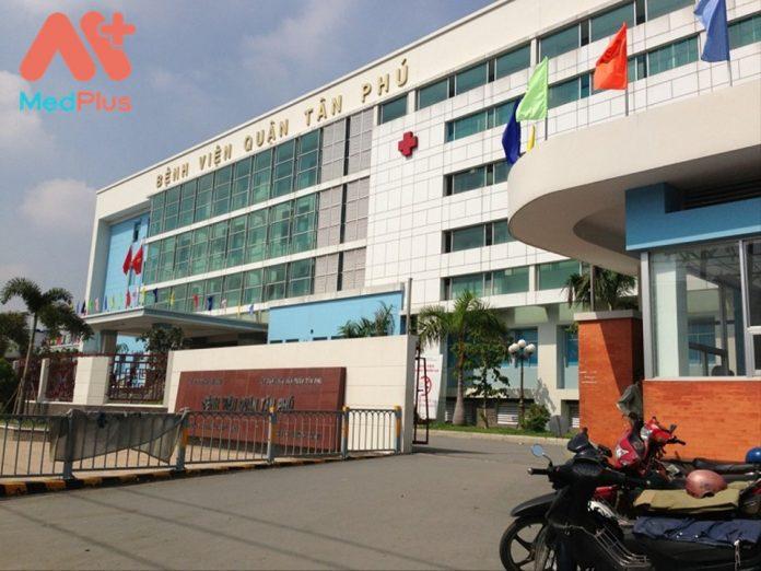 Bệnh viện quận Tân Phú