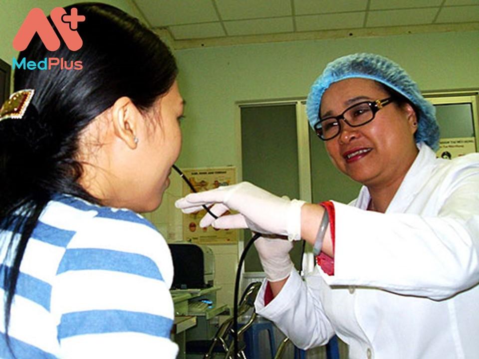 Phòng khám bác sĩ Dung là 1 địa chỉ nội soi tai mũi họng uy tín quận 1