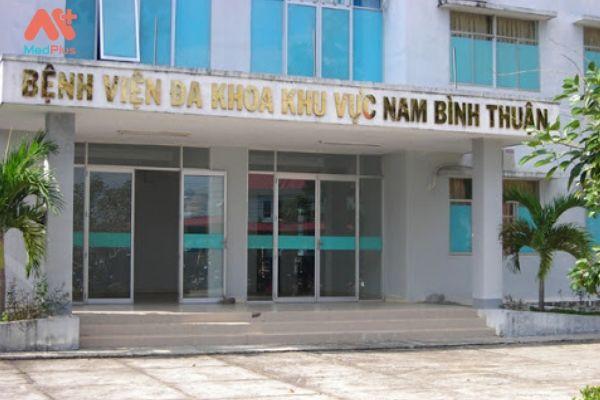Bệnh viện đa khoa KV Nam Bình Thuận