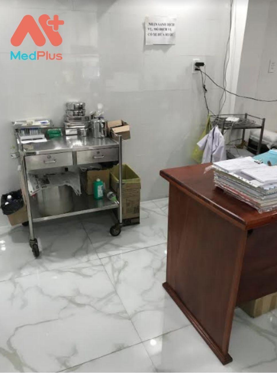 Phòng khám sản phụ khoa & siêu âm An Sương