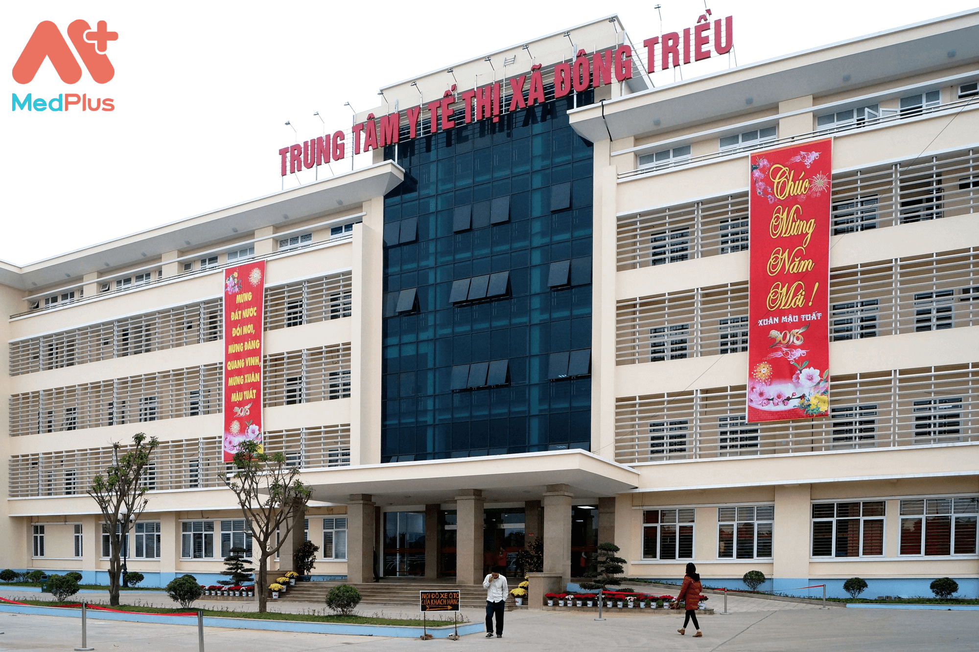 Trung tâm Y tế TX đông Triều