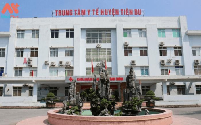 Trung tâm Y tế Huyện Tiên Du