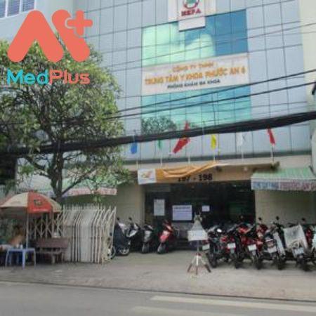 Trung tâm Phước An chuyên siêu âm canh trứng hàng đầu Quận 4