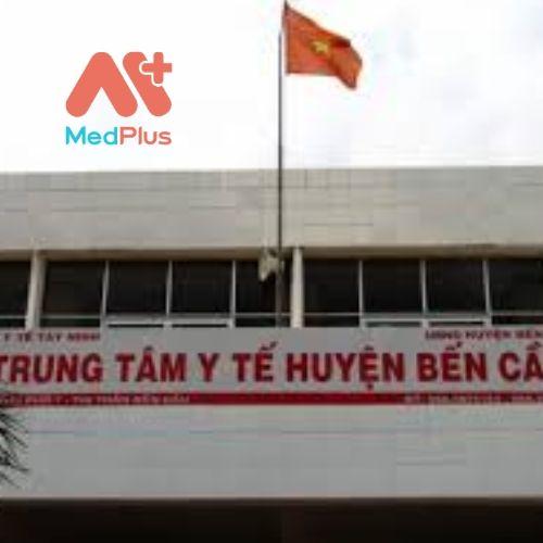 Trung tâm y tế Bến Cầu tỉnh Tây Ninh