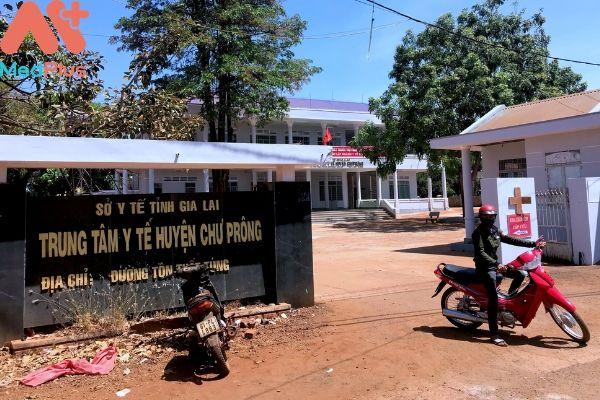 Trung tâm y tế Cao su ChưPrông