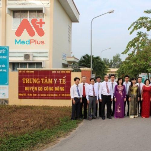 Trung tâm y tế Gò Công Đông