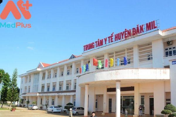 Trung tâm Y tế H.Đắk Mil