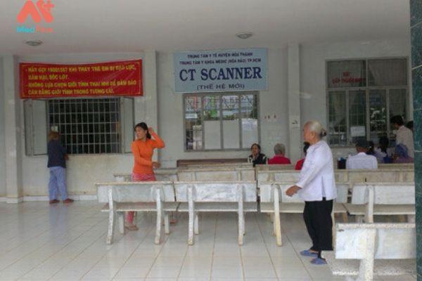 Địa chỉ trung tâm y tế Hòa Thành