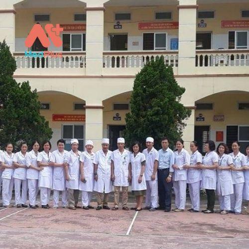 Trung tâm y tế huyện An Dương