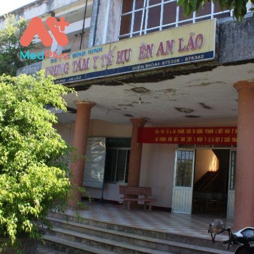 Trung tâm y tế huyện An Lão