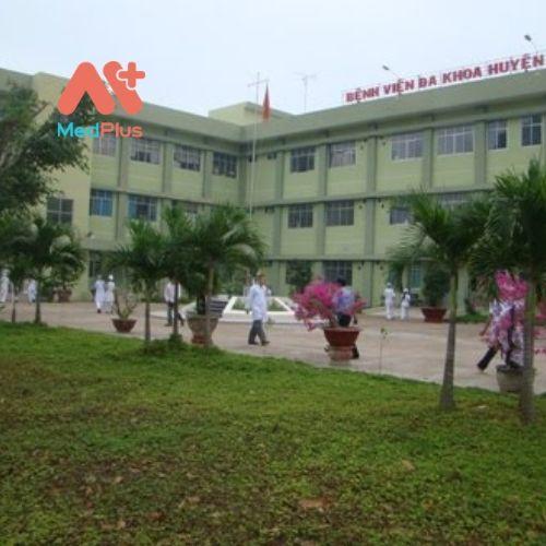 Trung tâm y tế huyện Ba Tri