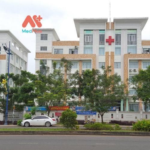 Trung tâm y tế huyện Bình chánh
