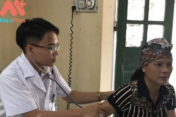 Trung tâm y tế huyện Bình Giang