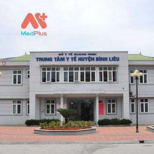 Trung tâm y tế huyện Bình Liêu