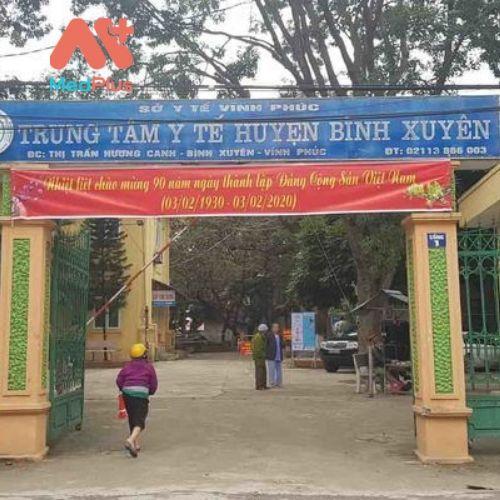 Trung tâm y tế huyện Bình Xuyên