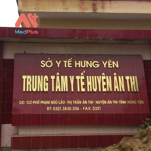 Trung tâm y tế huyện Ân Thi